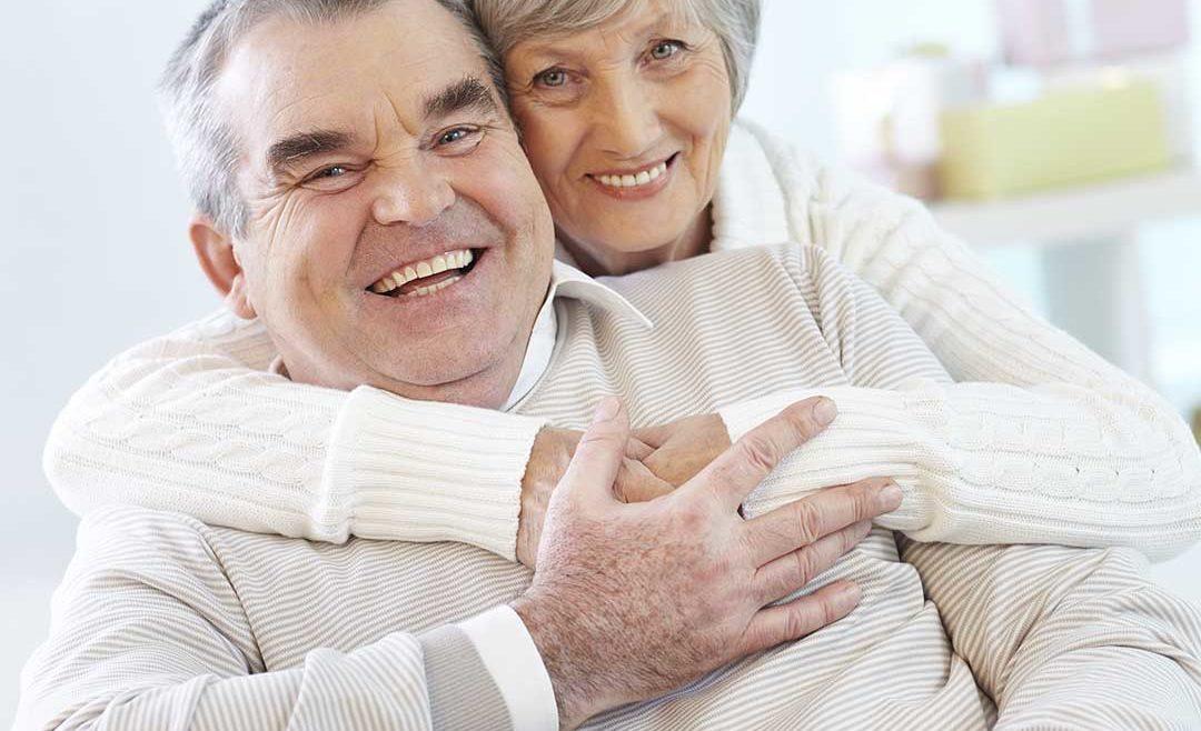 Consejos para dientes sanos en personas mayores