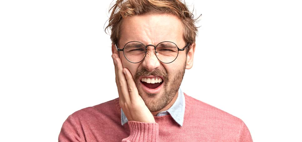 Flemón dental. Clínica Dental en Avilés.